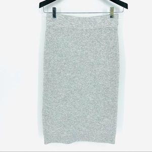 Halogen Grendel Sweater Stretch Skirt Knit Pencil